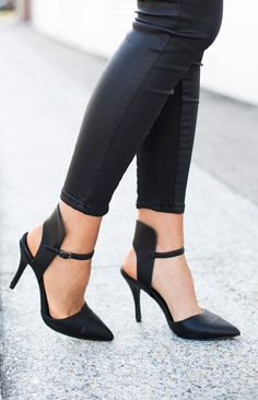 Gorgeous Black Heels