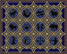 Иконы по знаку зодиака. Иконографический гороскоп