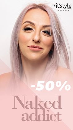 Naked Addict Collection with Discount Eyeshadow Palette, Addiction, Naked, Collections, Lifestyle
