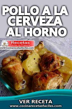Baked Garlic Chicken, Pollo Chicken, Classic Beef Stew, American Dishes, Best Chicken Recipes, Roast Recipes, How To Cook Chicken, Mexican Food Recipes, Food Porn