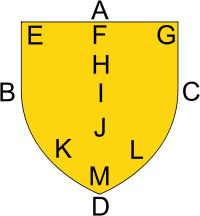 Escutcheon (heraldry) - Wikipedia, the free encyclopedia