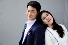 You're My Destiny (Thai: เธอคือพรหมลิขิต) is a 2017 Thai romantic comedy television series starring Sukrit Wisetkaew and Esther Supreeleela [th]. It is produced by GMM Grammy and aired on GMM One [th] from September 4 to November Fated To Love You, Thai Drama, My Destiny, Make You Cry, Pop Singers, Baekhyun, Tv Shows, Romantic, Actors