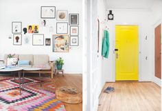 The eclectic colors