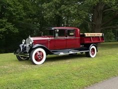 Model A Crew Cab... I have to have an old crew cab, wowww