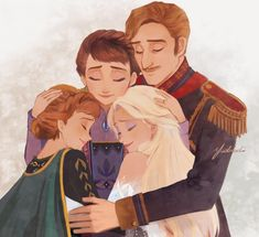 Image discovered by Stormy-Angel. Find images and videos about disney, Queen and princess on We Heart It - the app to get lost in what you love. Disney Artwork, Disney Fan Art, Disney Drawings, Drawing Disney, Art Drawings, Princesa Disney Frozen, Disney Frozen 2, Frozen Movie, Frozen Frozen