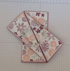 2biggirlscrafting: Twisted gate fold card tutorial. ..