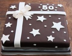 Image of: 50th Birthday Cakes For Man