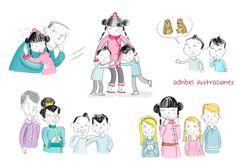 Escuela de Princesas 2 on Behance