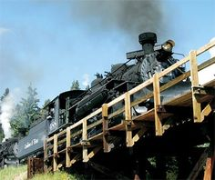 Cumbres & Toltec Scenic Railroad, New Mexico