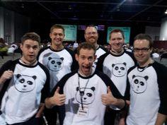 SEO.com's awesome Panda T-shirts