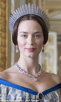 Young Victoria ~ I loved this movie! De las mejores películas que he visto! De las mejores monarcas europeas -inglesas- de la historia...