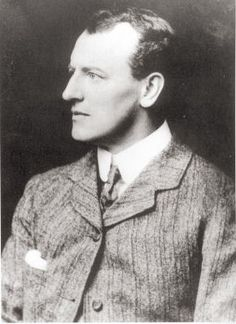 Sidney Edward Paget, the illustrator who created the Sherlock Holmes look.  -  From Wikipedia (Is it just me, or does he resemble his own drawings of Sherlock Holmes??)