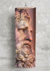Custom made scarf Zeus: TEXTILE PRINT SILK