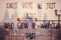 Living Louder | The Cab