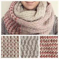 babreknits:kaitlinms:Finished my stitch block cowl today. I...