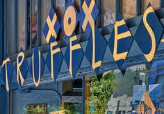 See a picture of XOX Truffles shop in San Francisco's North Beach.