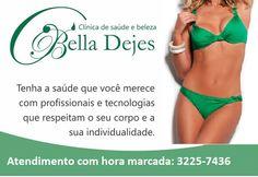 Bella Dejes Clínica de Saúde e Beleza: Tudo que você precisa em um só lugar: Instituto Be...