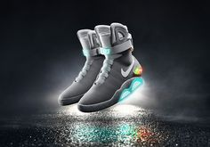 Nike Mag Back To The Future Photo Gallery   SneakerNews.com