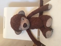 Found on 20 May. 2016 @ Tw11 8qa. Found in Teddington near Budgens on Friday night. Visit: https://whiteboomerang.com/lostteddy/msg/grk8cu (Posted by Sandrine on 21 May. 2016)