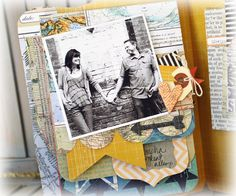 Heidi Swapp, Mini Albums, Desktop, Memories, Journal, Art, Memoirs, Art Background, Souvenirs