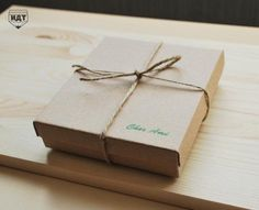 Ничего лишнего: собираем простую стильную коробку из картона... фото #1