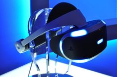 Sony will ship its Project Morpheus VR headset in the first half of 2016