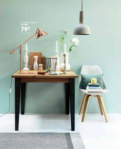 fly.fr kleur muur + lamp