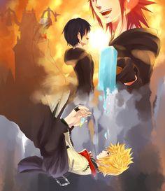 Kingdom Hearts this breaks my heart..