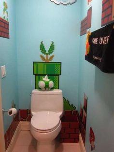 Déco WC : quelle peinture choisir pour les toilettes ?   D-sign&D-co ...