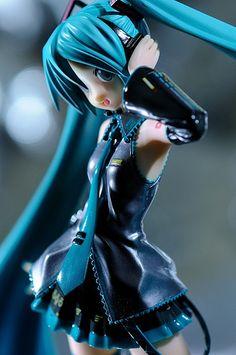 Hatsune Miku (figure action) from Vocaloid