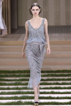 Chanel Couture Spring 2016 [PHOTOS] | WWD