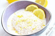 jogurt cytrynowy # amarantus # zdrowe śniadania