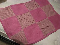 Ravelry: Sampler Baby Blanket pattern by Cynthia Gilbertson