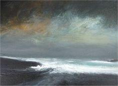 Ruth Brownlee, paintings, Shetland