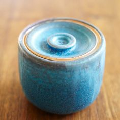 turquoise jar 2 | beth katz