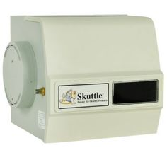 The Skuttle is a drum humidifier that adds balanced moisture and healthy humidity to homes up to square feet. Warm Mist Humidifier, Cool Mist Humidifier, Best Whole House Humidifier, Fireplace Damper, Industrial Vacuum, Air Conditioner Parts, Whole House Fan, Evaporative Cooler