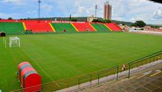 Estádio Benito Agnelo Castellano - Rio Claro (SP) - Capacidade: 8,1 mil - Clube: Velo Clube