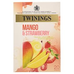 Twinings  Mango  Strawberry  40g ** Check this awesome product by going to the link at the image.