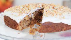 Carrot cake - VIDEORECETA