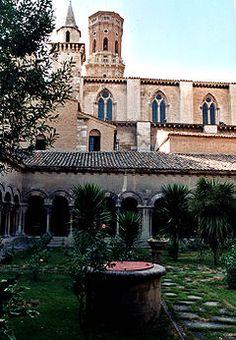 Catedral de Santa María de Tudela - NAVARRA, SPAIN