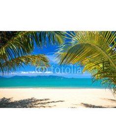 doris oberfrank-list, Einsamer Karibischer Traumstrand :)