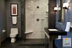 ديكور حمامات شقق