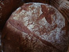 Sprouted Wheat Flour Sourdough - 'From the Wood Fired-Oven' By Richard Miscovich