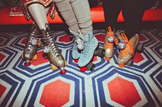 patina vintage rentals bk rollerjam, photos by les loup