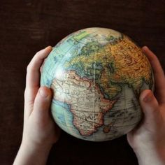 Simple Ways to Teach Geography {Geography}