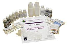 Innovating Science - Properties of Antacids Kit
