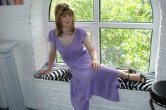 https://flic.kr/p/tLrE5   Elegant Lilac Dress   Lilac dress. Taken at The Boudoir