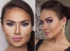 You don't have to be a makeup artist to sculpt your face like a pro. We'll tell you which products you need and give you some helpful tips so you can achieve this look on your own.