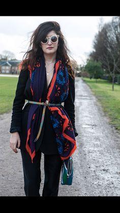 Street style // London fashion week
