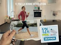 La bonne résolution Sports Advertising, Advertising Industry, Ppr, Air France, Body Care, Health Care, Campaign, Blog, Marketing